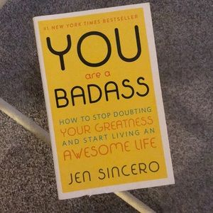 Other - You are a Badass Book